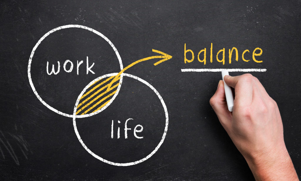 A good work-life balance is top of the wish list for Generation Y