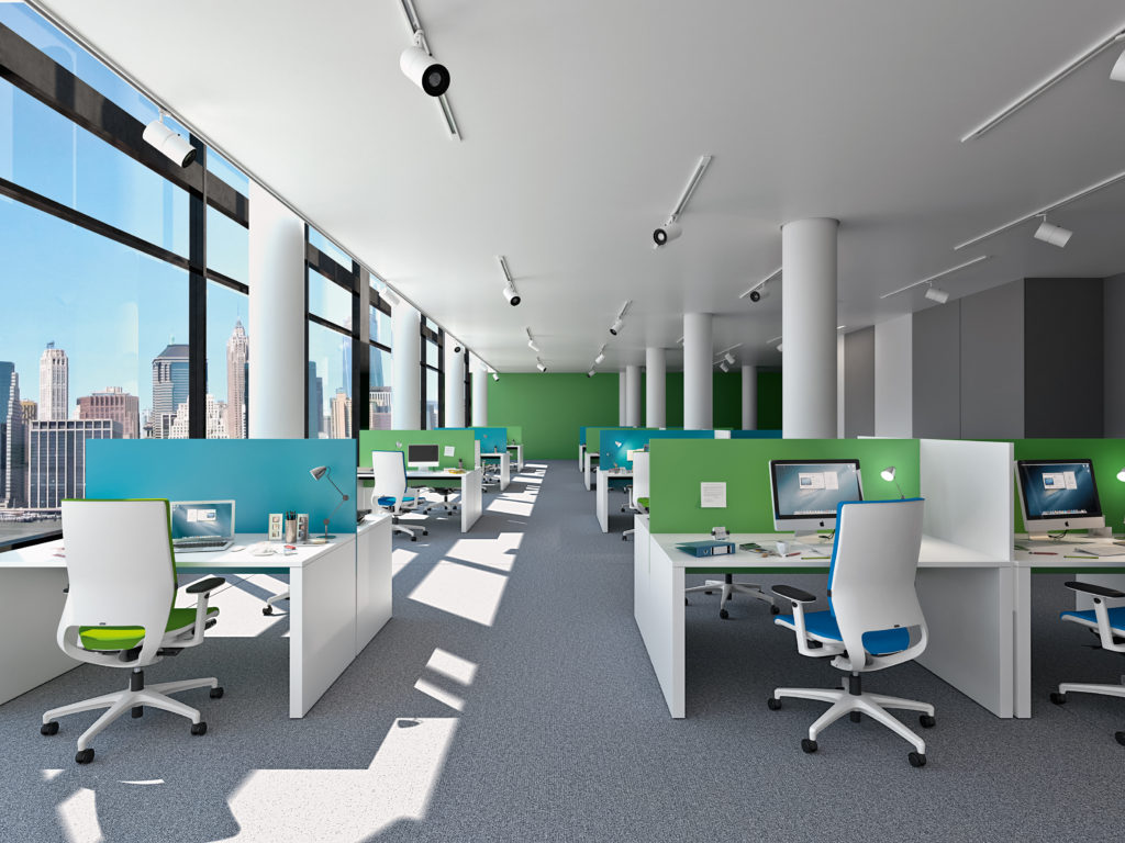 The Klöber Klimastuhl influences energy consumption in the workplace positively.