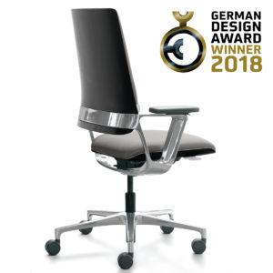 Our Connex2 chair has been selected as a winner in the Office Furniture category for particularly good product design.