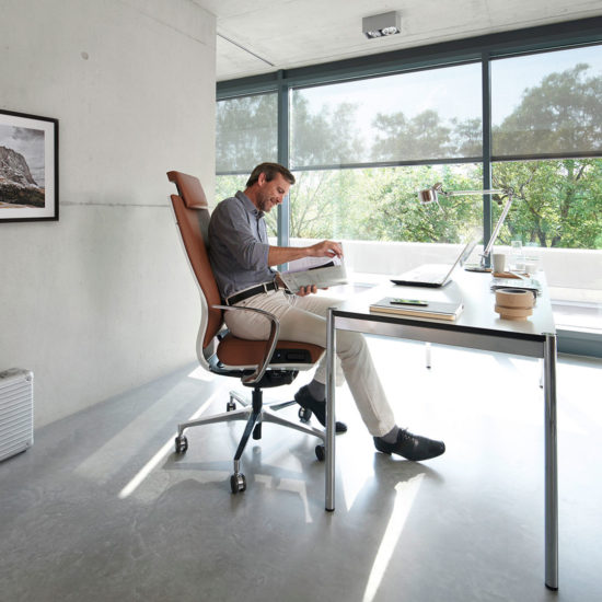 Let there be light: ergonomic lighting concepts for the office