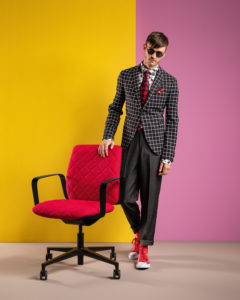 What's the hallmark of an individualist? That's right – a headstrong personality. The colourful and stylish ConWork chair fits in perfectly with any workplace concept.