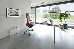 Award-winning design meets unique innovation:  The Moteo office chair by Klöber – now featuring a climate function