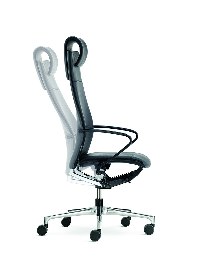Ciello Task Chair For Relaxed And Comfortable Sitting Klöber