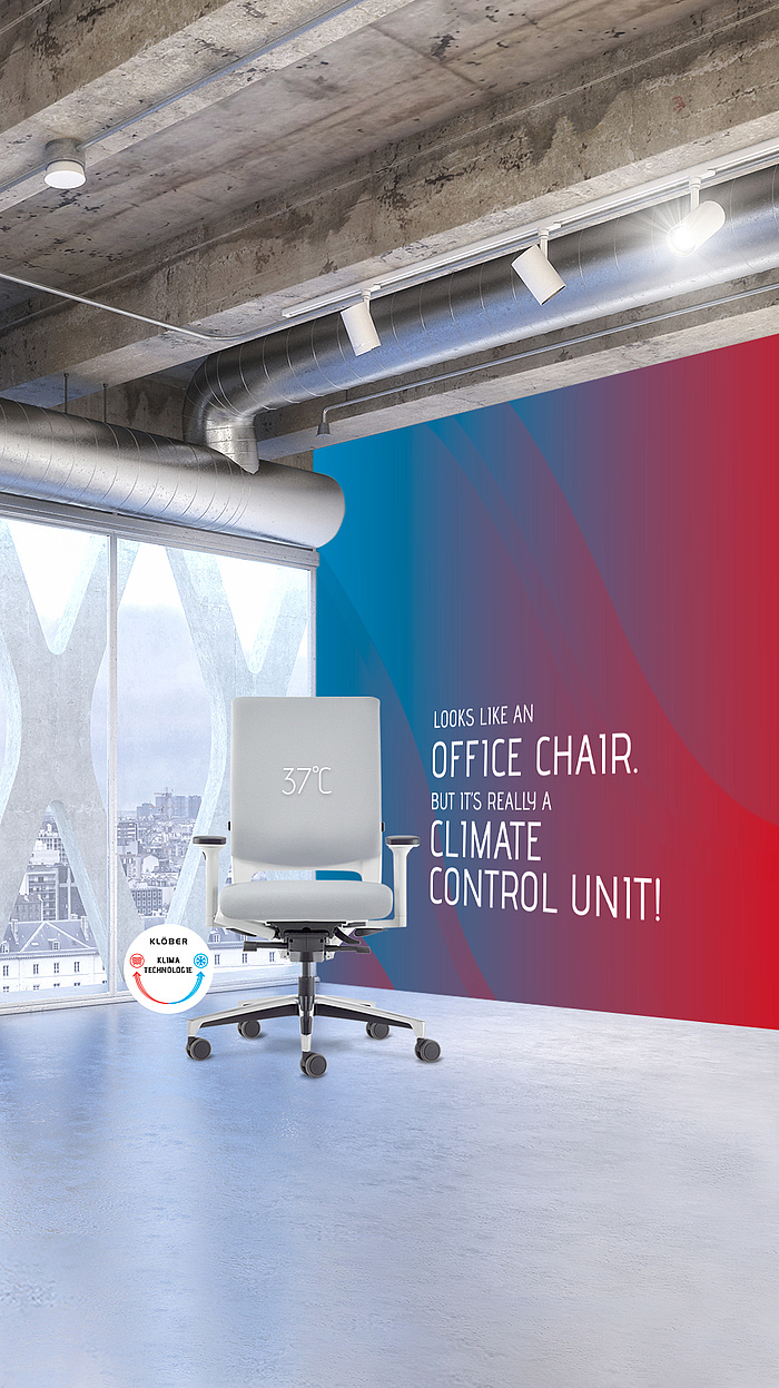 Klöber has the right office chair for everyone at home