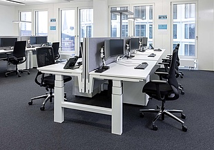 Two wins: Klöber office chairs for Maersk in Hamburg