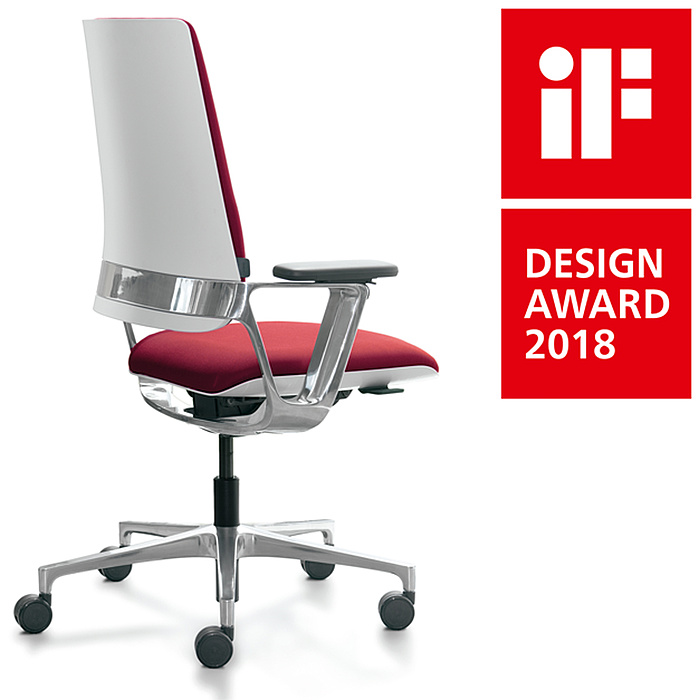Connex2 de Klöber récompensé par le prix iF DESIGN AWARD 2018